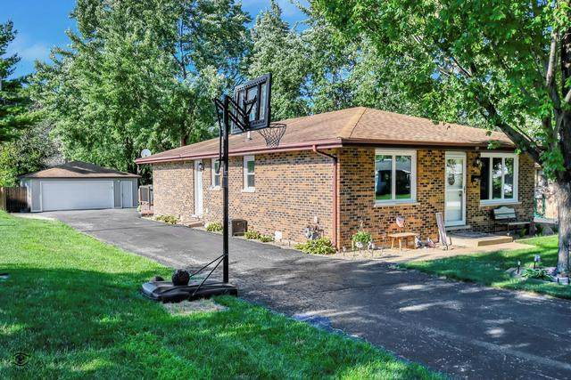 231 W 2nd Avenue, New Lenox, IL 60451 (MLS #10801280) :: Property Consultants Realty