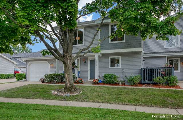 2463 Brunswick Circle D, Woodridge, IL 60517 (MLS #10801292) :: Angela Walker Homes Real Estate Group