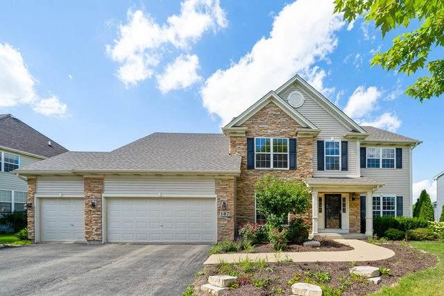 187 Willowwood Drive, Oswego, IL 60543 (MLS #10801332) :: Jacqui Miller Homes
