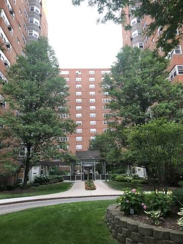 4950 N Marine Drive #1506, Chicago, IL 60640 (MLS #10801338) :: John Lyons Real Estate