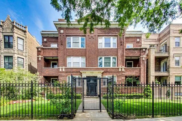 4513 N Dover Street 2N, Chicago, IL 60640 (MLS #10801370) :: Angela Walker Homes Real Estate Group
