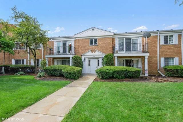 1100 N Farnsworth Avenue 2G, Aurora, IL 60505 (MLS #10801428) :: John Lyons Real Estate