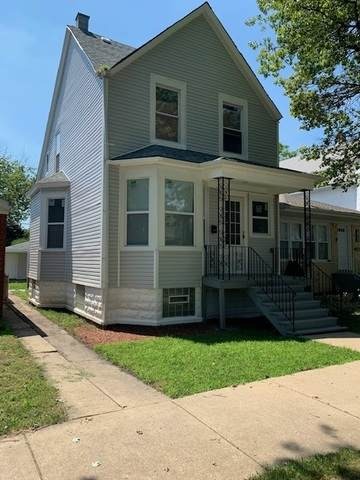 619 E 92nd Street, Chicago, IL 60619 (MLS #10801601) :: Angela Walker Homes Real Estate Group