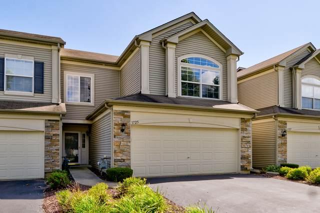 1725 Fieldstone South Drive #1725, Shorewood, IL 60431 (MLS #10801711) :: John Lyons Real Estate