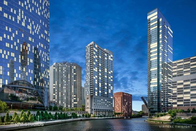 333 N Canal Street #1804, Chicago, IL 60606 (MLS #10801727) :: The Wexler Group at Keller Williams Preferred Realty