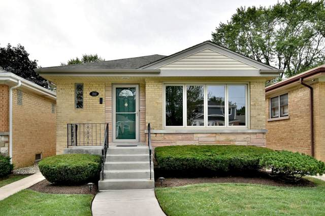 7502 N Overhill Avenue, Chicago, IL 60631 (MLS #10801743) :: John Lyons Real Estate