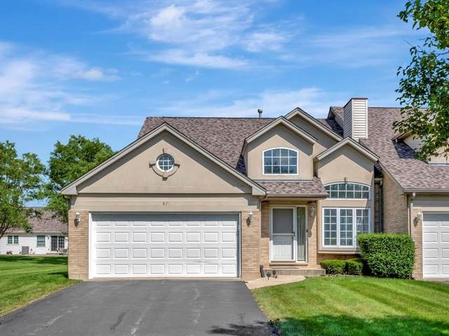 631 Meadowdale Drive, Romeoville, IL 60446 (MLS #10801805) :: The Wexler Group at Keller Williams Preferred Realty