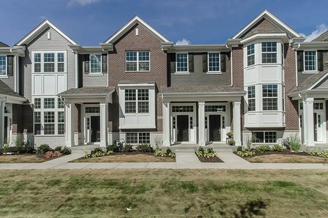4405 Monroe Lot#10.02 Court, Naperville, IL 60564 (MLS #10801906) :: Littlefield Group