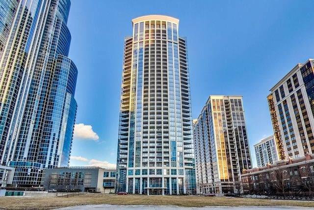 1235 S Prairie Avenue #2001, Chicago, IL 60605 (MLS #10801932) :: Angela Walker Homes Real Estate Group