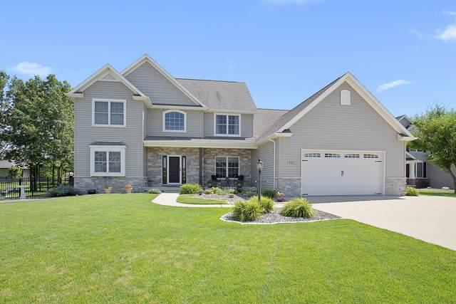 1207 White Oak Road, Mahomet, IL 61853 (MLS #10801939) :: Ryan Dallas Real Estate