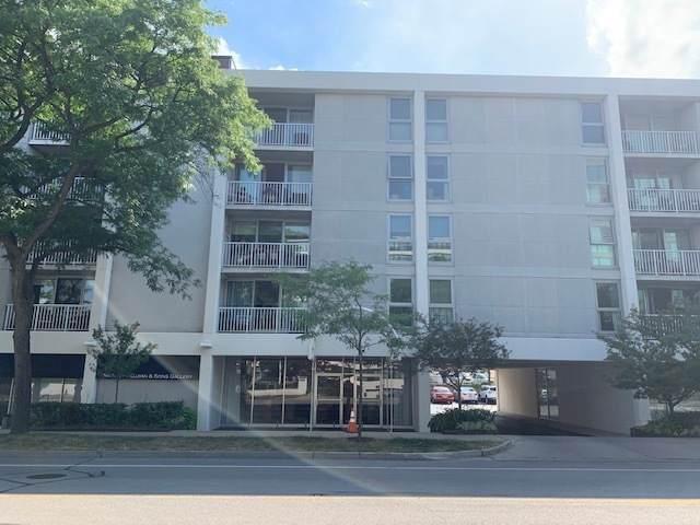 1625 Sheridan Road #408, Wilmette, IL 60091 (MLS #10801963) :: The Wexler Group at Keller Williams Preferred Realty