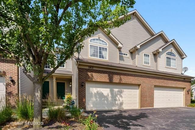 143 Southwicke Drive, Streamwood, IL 60107 (MLS #10802169) :: Angela Walker Homes Real Estate Group
