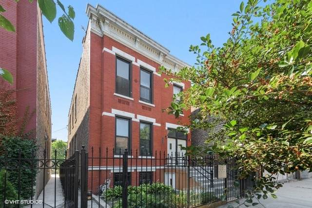 1542 N Rockwell Street G, Chicago, IL 60622 (MLS #10802202) :: Property Consultants Realty