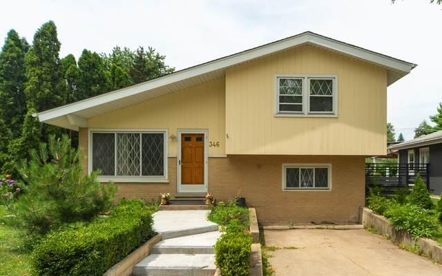 346 N Ash Avenue, Wood Dale, IL 60191 (MLS #10802221) :: Angela Walker Homes Real Estate Group