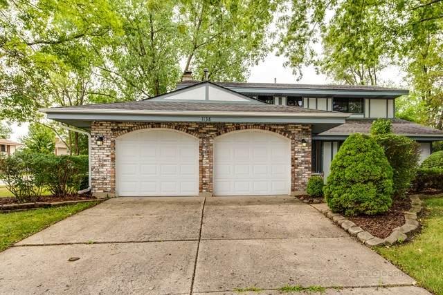 1138 Pinehurst Lane, Schaumburg, IL 60193 (MLS #10802334) :: John Lyons Real Estate
