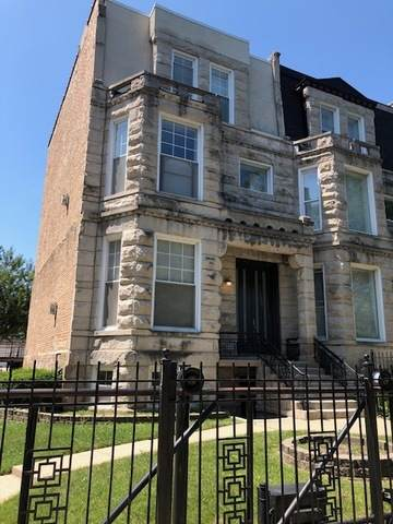 4536 S Lake Park Avenue, Chicago, IL 60653 (MLS #10802338) :: Angela Walker Homes Real Estate Group