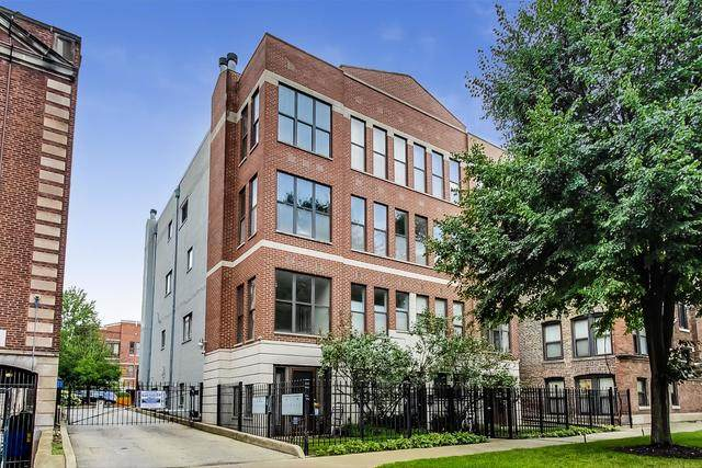 4720 S Woodlawn Avenue A, Chicago, IL 60615 (MLS #10802364) :: Angela Walker Homes Real Estate Group