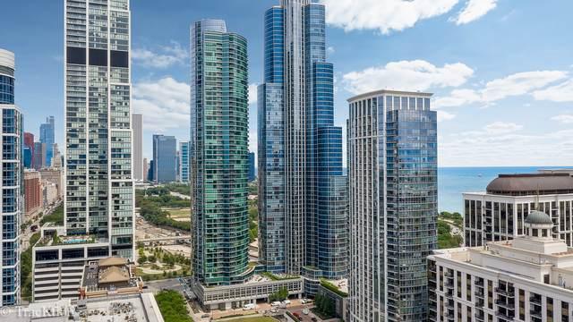 1201 S Prairie Avenue #2504, Chicago, IL 60605 (MLS #10802433) :: John Lyons Real Estate