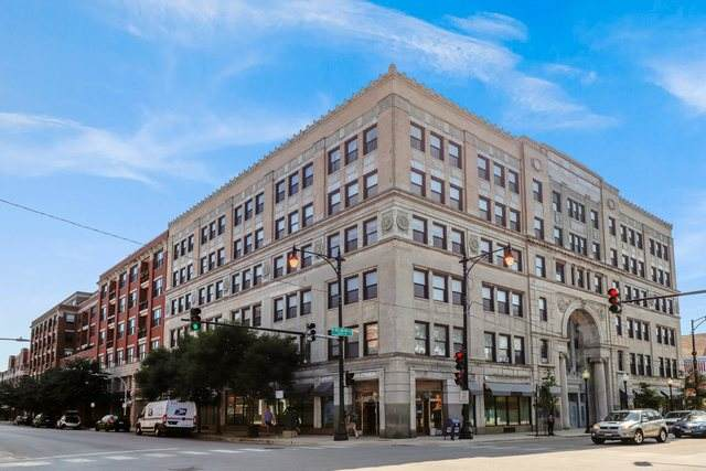 3150 N Sheffield Avenue #609, Chicago, IL 60657 (MLS #10802447) :: John Lyons Real Estate