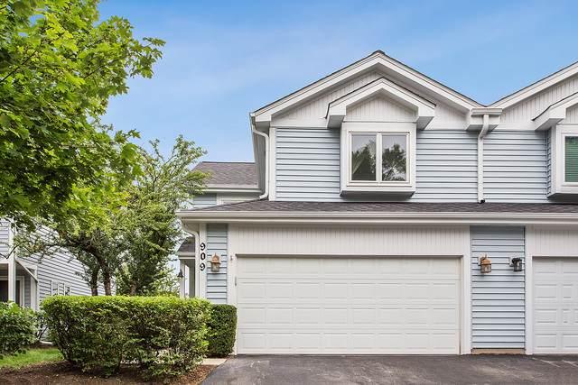 909 Lauren Court, Westmont, IL 60559 (MLS #10802527) :: John Lyons Real Estate