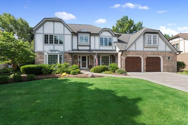 115 Hawkins Circle, Wheaton, IL 60189 (MLS #10802561) :: The Wexler Group at Keller Williams Preferred Realty