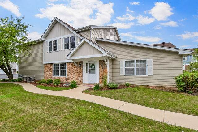 1654 Timber Trail, Wheaton, IL 60189 (MLS #10802593) :: The Wexler Group at Keller Williams Preferred Realty