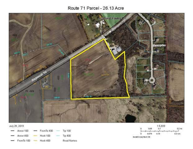 26.13 Acres State Route 71 Highway, Yorkville, IL 60560 (MLS #10802600) :: O'Neil Property Group