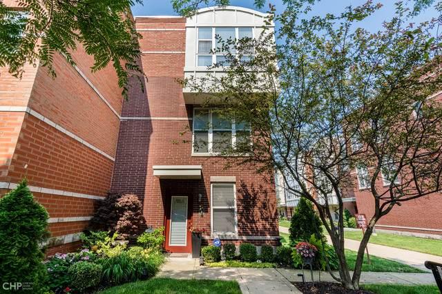 3210 N Kilbourn Avenue #1, Chicago, IL 60641 (MLS #10802647) :: John Lyons Real Estate