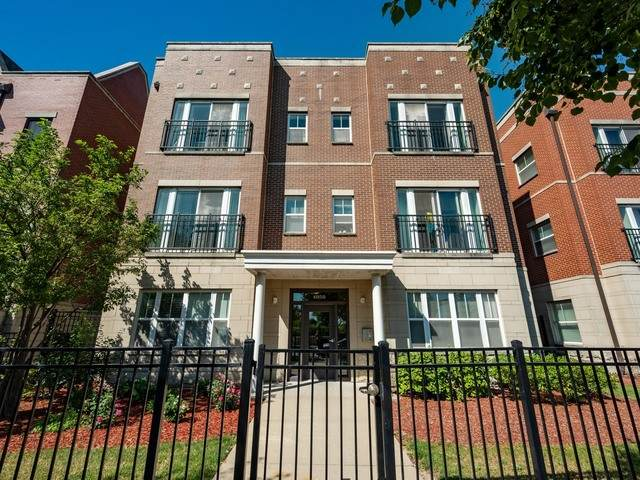 4050 S Oakenwald Street 2S, Chicago, IL 60653 (MLS #10802675) :: Angela Walker Homes Real Estate Group