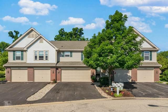 1040 Fairway Drive #1040, Fox Lake, IL 60020 (MLS #10802745) :: Touchstone Group