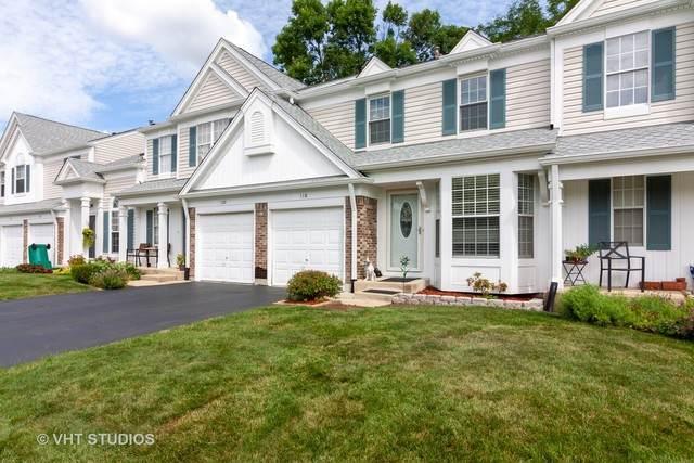 118 Peach Tree Lane #118, Westmont, IL 60559 (MLS #10802802) :: John Lyons Real Estate