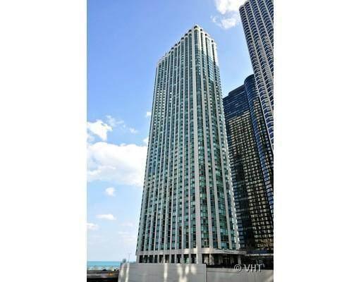 195 N Harbor Drive #3408, Chicago, IL 60601 (MLS #10802810) :: John Lyons Real Estate