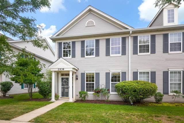 2539 Hillsboro Boulevard, Aurora, IL 60503 (MLS #10802820) :: John Lyons Real Estate
