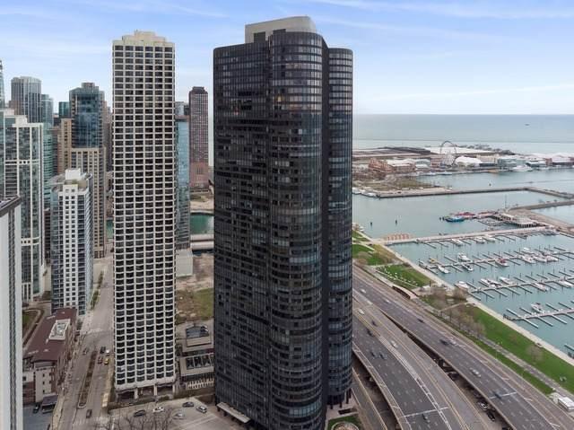 155 N Harbor Drive #2506, Chicago, IL 60601 (MLS #10802947) :: John Lyons Real Estate