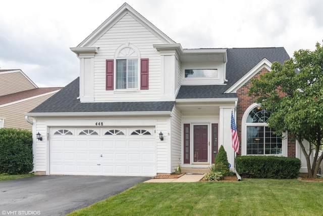 448 Spaulding Road, Bartlett, IL 60103 (MLS #10802968) :: John Lyons Real Estate