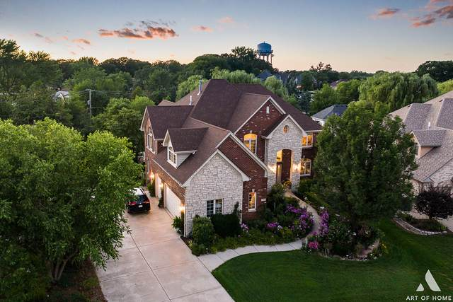 418 Shadow Creek Drive, Palos Heights, IL 60463 (MLS #10803022) :: Property Consultants Realty