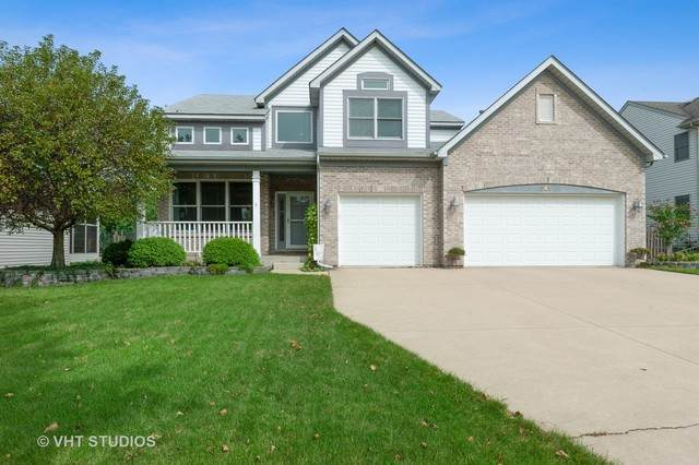 541 Ridgewood Drive, Antioch, IL 60002 (MLS #10803037) :: The Wexler Group at Keller Williams Preferred Realty
