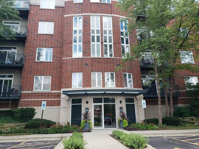 860 Weidner Road #207, Buffalo Grove, IL 60089 (MLS #10803151) :: Angela Walker Homes Real Estate Group