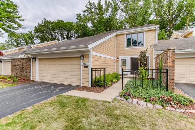 2100 Timber Lane, Wheaton, IL 60189 (MLS #10803217) :: The Wexler Group at Keller Williams Preferred Realty