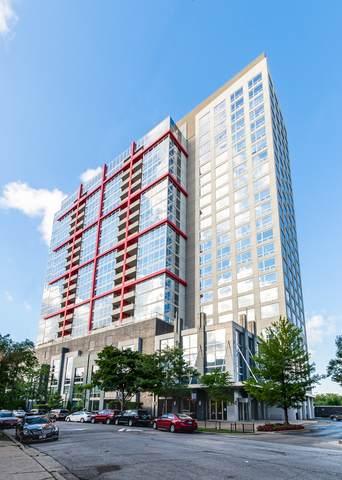 1841 S Calumet Avenue #1704, Chicago, IL 60616 (MLS #10803223) :: Angela Walker Homes Real Estate Group