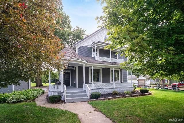 204 N Church Street, Millington, IL 60537 (MLS #10803250) :: Lewke Partners