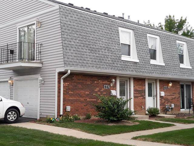 442 Lear Court, Schaumburg, IL 60194 (MLS #10803299) :: The Wexler Group at Keller Williams Preferred Realty