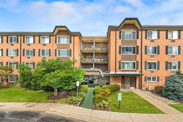 1226 S New Wilke Road #107, Arlington Heights, IL 60005 (MLS #10803377) :: John Lyons Real Estate