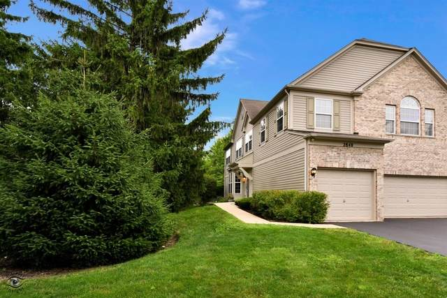 2848 Stonewater Drive, Naperville, IL 60564 (MLS #10803399) :: The Wexler Group at Keller Williams Preferred Realty