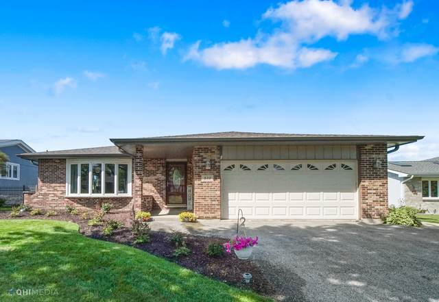 519 Tonelli Trail, Lockport, IL 60441 (MLS #10803481) :: Property Consultants Realty