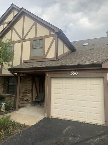 550 Elizabeth Drive 19C, Wood Dale, IL 60191 (MLS #10803534) :: Angela Walker Homes Real Estate Group