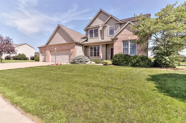 1404 Nottingham Drive, ST. JOSEPH, IL 61873 (MLS #10803547) :: Ryan Dallas Real Estate