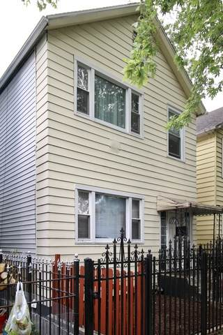 4816 S Loomis Boulevard, Chicago, IL 60609 (MLS #10803554) :: Angela Walker Homes Real Estate Group