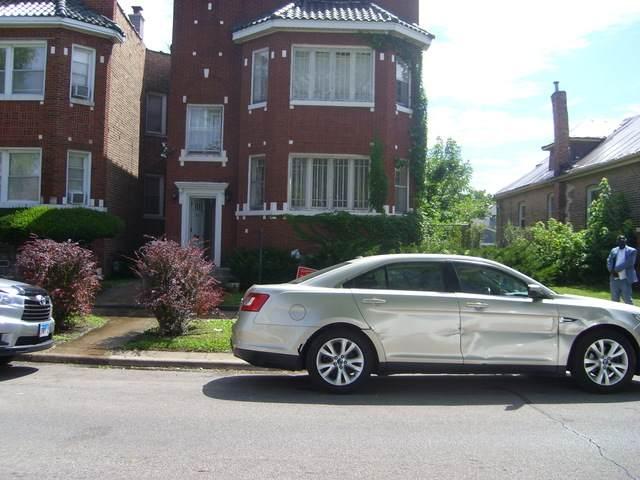 8011 S Princeton Avenue, Chicago, IL 60620 (MLS #10803578) :: Angela Walker Homes Real Estate Group