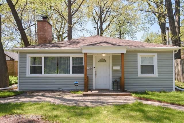 830 E Glenwood Road, Glenview, IL 60025 (MLS #10803579) :: Lewke Partners